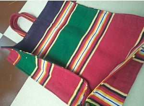 Cotton Jamakkalam Bag - Wedding gift Bag