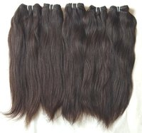 Natural Color Straight  hair