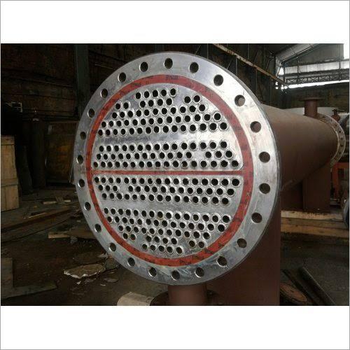 Industrial Heat Exchanger Machine