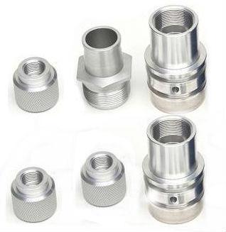 Aluminum Turned Components