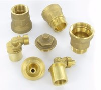 Brass Forging And Turning Parts