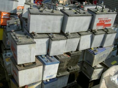 Drained Lead-Acid Battery Scrap Premium Grade in Bulk