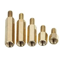 Brass Hexagonal Standoff Spacer