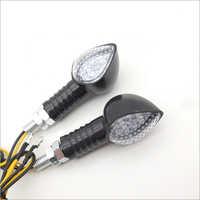 12V Flexible LED Indicator Motorcycle Turn Signal Lights