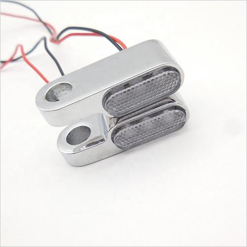 LED Light Indicator Blinker Grip Turn Signal