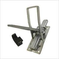 Steel Tailboard Catch Zinc Plated