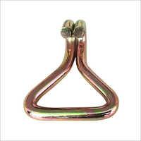 Buckles Strap With Tie Rail Hook Steel