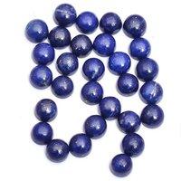 3mm Lapis Lazuli Round Cabochon Loose Gemstones