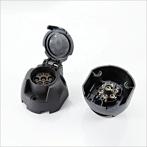 7 Pin 12V Trailer Socket