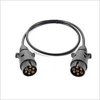 13P Trailer Plug Socket Extension RVV Cable