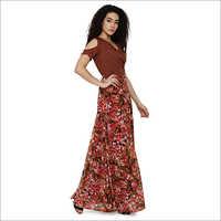 Casual Designer Gown