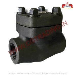 L & T Forged Lift Check Valve