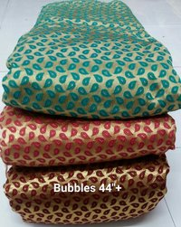 Bubbles Jacquard Fabric