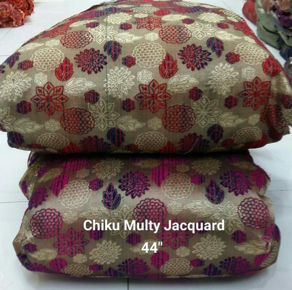 Chiku Multi Jacquard