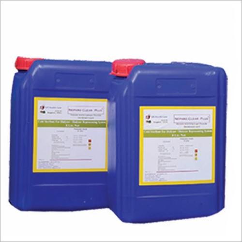 Liquid Dialyser Cleaner