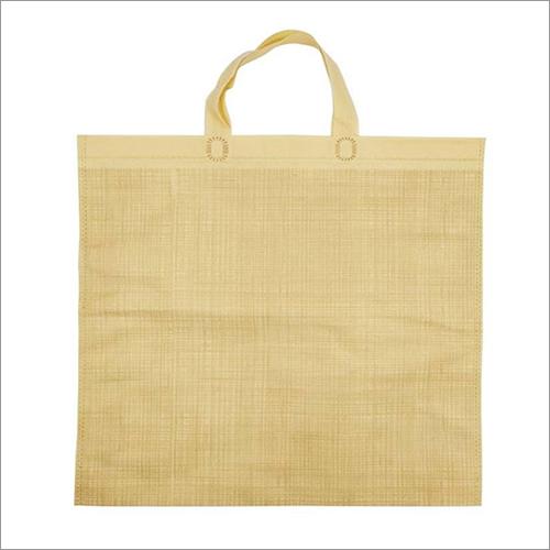 Linen Non Woven Loop Handle Bag