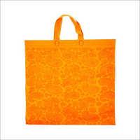 Kairy-Orange Non Woven Loop Handle Bag