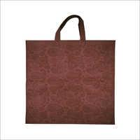 Kairy-Brown Non Woven Loop Handle Bag