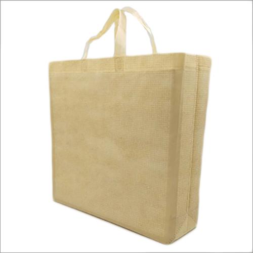 Jute Non Woven Box Bag