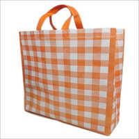 Plade-Orange Non Woven Box Bag