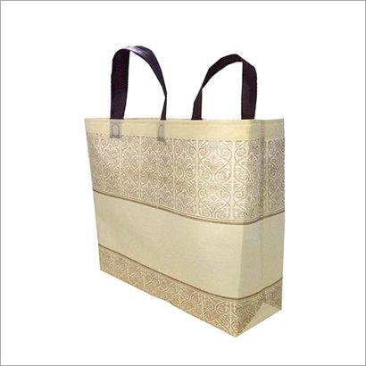 Old Flower Non Woven Box Bag Bag Size: Different Size Available
