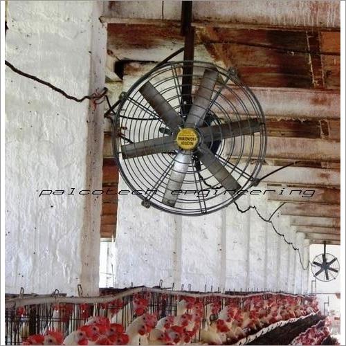 Industrial Poultry Fan