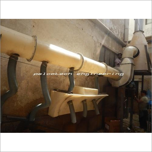 Electroplating Acid Fumes Extraction Plant