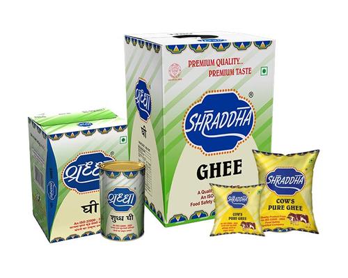 Pure Ghee Packaging Film