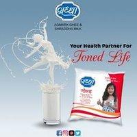 Milk and Lassi Packaging Film