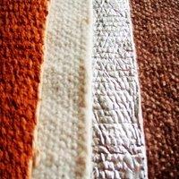 Ceramic Fiber Fabric, Fiberglass Reinforced