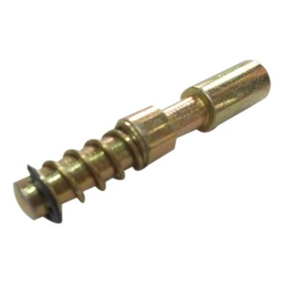 Rotary Tiller Push Pin Small With Spring And Nylock Nut