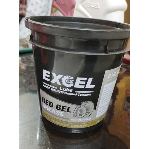 Red Gel Grease