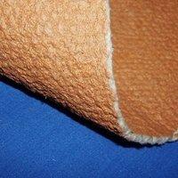 Vermiculite Coated Ceramic Fiber Fabric, Ss Wire Reinforced
