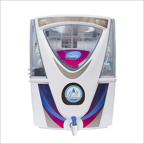 Aqua Grand Plus Red Candy 15 Liters Ro, Uv, Uf & Tds Cartridge Advance Tech Mineral Water Purifier