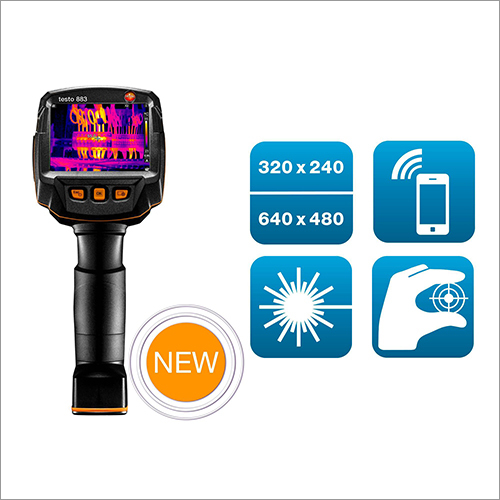 Thermal Imager with Auto Image Management