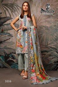 Majesty Firdous The Luxury Lawn Vol 2 Lawn Cotton Pakistani Suit Catalog