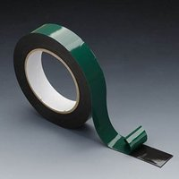Double sided P.E. Black Foam Tape