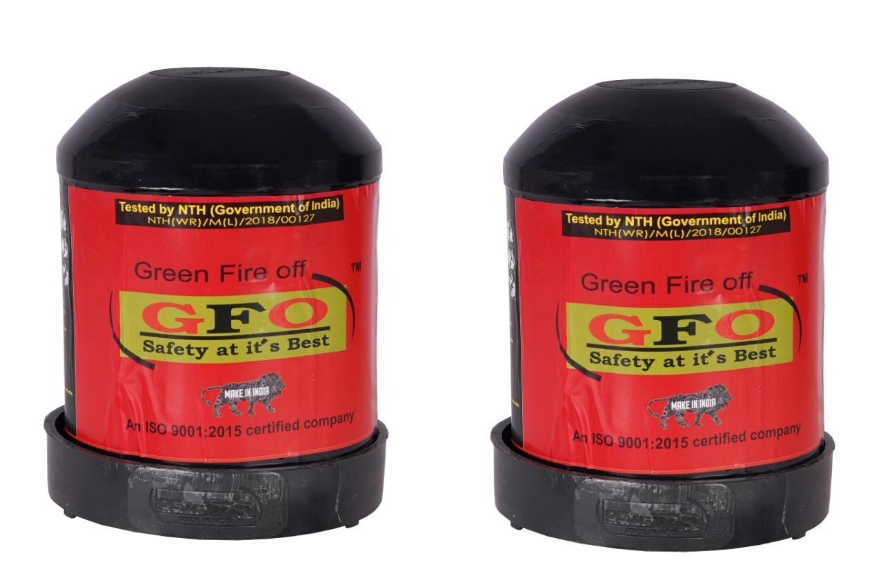 GFO Fire Fighter Drum