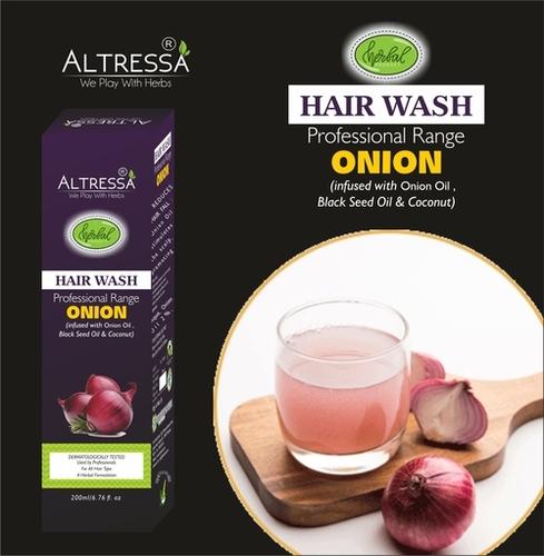 Onion Hair Shampoo