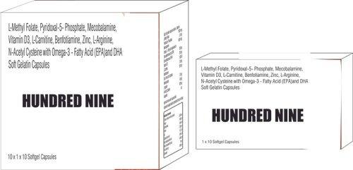 L Methyl Folate Pyridoxal 5 Phosphate Mecobalamine Vit D3 L Carnitine Benfotiamine Zinc L Arginine