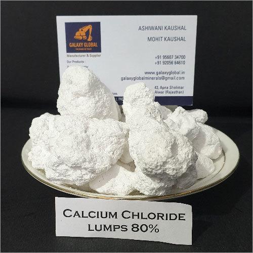 Calcium Chloride Lumps 80