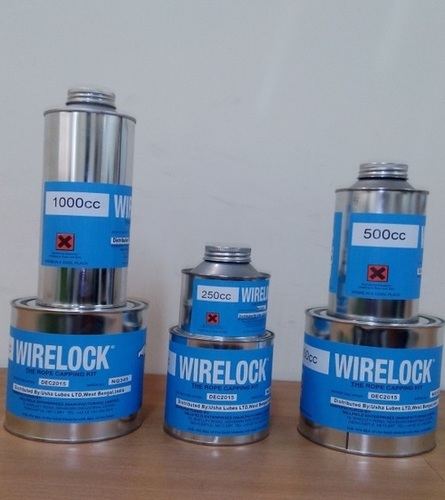WIRELOCK - Wire Rope Cold Socketing Compound