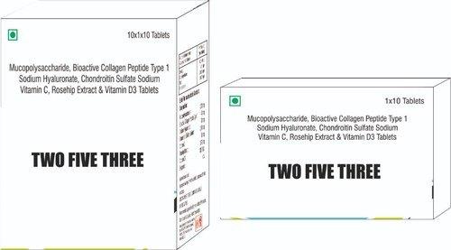 Mucopolysaccharide Bioactive Collagen Peptide Type 1 Sodium Hyaluronate Chondroitin Sulfate Sodium