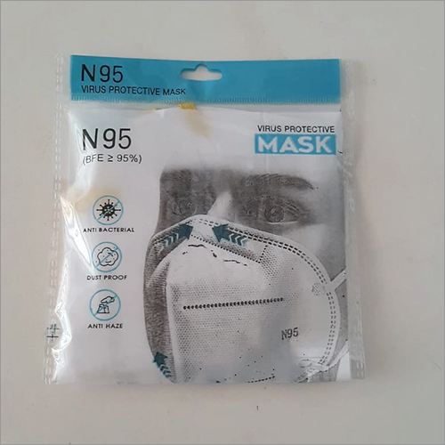 N95 Virus Protective Face Mask