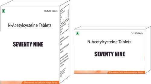 N Acetylcysteine Tablets