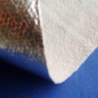 Aluminized Ceramic Fiber Fabric