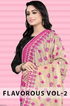 Flavorous Vol-2 Knitting With Additional Work Dupatta Catalog Collection