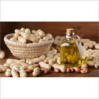 Fresh Groundnut Oil