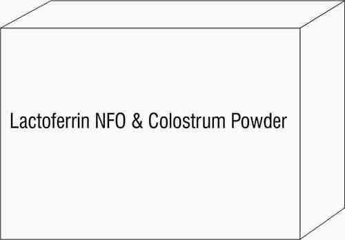 Lactoferrin Nfo & Colostrum Powder