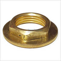 Brass Forged Check Nut